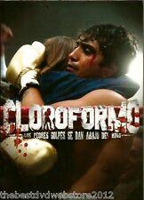 Cloroformo(2012) DVD-Drama- Temporada Completa 4 Disc BOX SET Zuria Vega