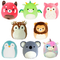 "Squishmallows 5"" Mini Soft Plush Cute Animal Stuff Adorable Squishy Pet Toy GIFT"