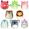 "Squishmallows 5"" Mini Soft Plush Cute Animal Stuff Adorable Squishy Pet Toy GIFT"