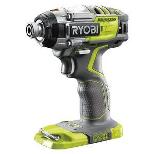 Ryobi ONE+ BRUSHLESS IMPACT DRIVER R18IDBL-0 18V LED Work Light, Skin Only