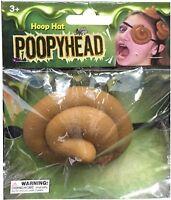 Halloween Poopyhead Caca Popó Parche de Ojo Disfraz Accesorio Disfraz
