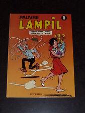 Lambil / Cauvin - Pauvre Lampil 5 - Dupuis - EO