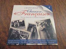cd l'integrale chanson francaise cd7