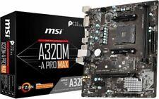 Aufrüst Kit AMD A8-9600  4x 3.1GHz, MSI A320M-A Pro Max, 8GB 2400 MHz Bundle