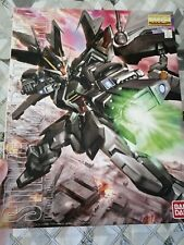 GUNDAM STRIKE NOIR GAT-X105E MG1/100 Master Grade Nuovo Originale 100% Model Kit