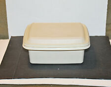 Tupperware Freeze N Save  Ice Cream Keeper Container #1254