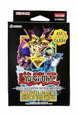 Yu-Gi-Oh The Darkside Of Dimensions Movie Pack Gold Edition Special Edition