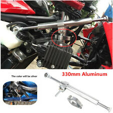 33cm Racing Steering Damper Motorcycle Stabilizer Linear Reversed Safety Control