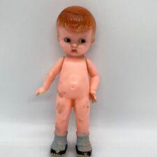 Knickerbocker Plastic Co. Vintage Doll