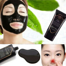 Charcoal Activated Black Facemask Blackhead Remover Peel Off Facial Black Mask !