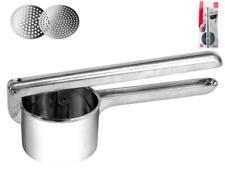 HOME Schiacciapatate alluminio royal 2dischi blist Strumenti da cucina