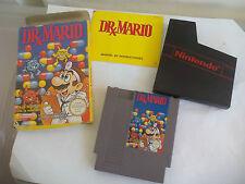 Dr. Mario.. Juego + caja + instrucciones. Para Nintendo Nes. Pal B. España