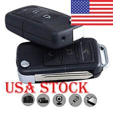 US Spy Car Key Chain DV Motion Detection Camera Hidden Webcam Camcorder USA