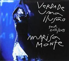 MARISA MONTE - Verdade Uma ILusao (Tour 2012/2013) CD [K28]
