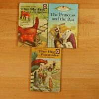 """Well-Loved Tales"" Series For Children! All Vintage Hardcover Books, Lot of 3!"