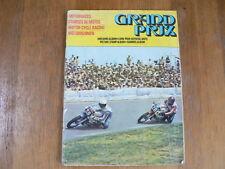 GRAND PRIX MOTOR-CYCLING RACING STAMP ALBUM,NIETO,NIXON,VINK,GEBOERS,EVERTS,READ