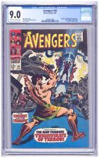 Avengers 39 - 1967 - CGC 9.0