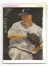 2003 Topps Gallery Hall of Fame - Refractor - #8 - David Wells - Yankees
