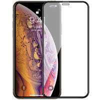 2PCS Tempered Glass Screen Protector Cover For iPhone XS/11 Pro Max/11/X/XR/XS