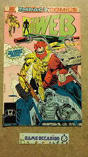 The Web 1 1991 - Impact Comic US