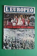 L'Européen 1963 Sofia Loren Shelley Winters Eugenij Evtuscenko Cinéastes Italo