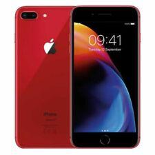 "Original Apple iPhone 8 Plus 5.5"" 256Go Desbloqueado de Fábrica Smartphone Rojo"
