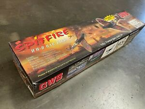 GWS'S The SPITFIRE R/C Electric A.R.T.F. Model Airplane Kit