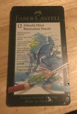 Faber Castell Albrecht Durer- Watercolour Pencils - 12 Set - Artists Quality