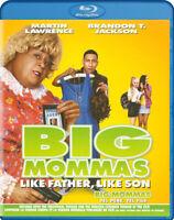 BIG MOMMAS HOUSE: LIKE FATHER, LIKE SON (BILINGUAL) (BLU-RAY) (BLU-RAY)