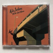 KATE JACKSON - BRITISH ROAD MOVIES HAND SIGNED CD AUTOGRAPHED