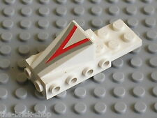 LEGO espace Space Nose with V Pattern ref 2336p36 / Set 6820 Starfire