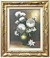 ROELOF PAUL CITROEN (DUTCH-JEWISH, 1896-1983) STILL LIFE WHITE FLOWERS