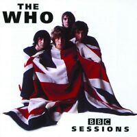 THE WHO 'BBC SESSIONS' CD NEW!