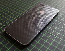 iPhone Aufkleber/Sticker/Наклейка für iPhone 4/4S/5/5S/SE. 3D Carbon schwarz