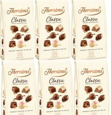 6 x Thorntons Classic Collection 88g - Ideal Chocolate Gift for Christmas