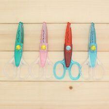 Decorative Paper Scrapbook Craft Wave Wavy Border Scissors Fancy Pinking Shears