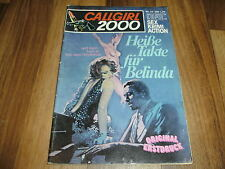 CALLGIRL 2000  # 24 -- Heiße Takte für Belinda // SEX - KRIMI - ACTION  1976