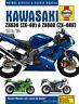 Kawasaki ZX-6R ZX6R ZX6-RR 2003-2006 Haynes Manual 4742 NEW