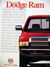 1996 Dodge Ram Truck Full-Line sales brochure - LARGE