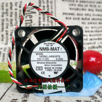 For NMB-MAT1608KL-04W-B79 40x40x 20mm 12V 0.25A CISCO Cooler Cooling FAN