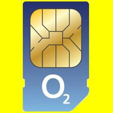 PAIR o2 SIM Set/Consecutive VIP Gold Mobile Phone Numbers 02 Prepay His+Hers 2x