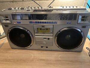 JVC  RC-M70L Boombox Ghettoblaster Rare Vintage Fonctionnel Ttbe État Voir Phoro