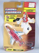 TRANSFORMERS - AUTOBOT AERIALBOT FIREFLIGHT - HASBRO -BLISTER ESPAÑOL- NEW- 1991