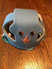 Adjustable Songzhilong Infant Protective Hat | Blue