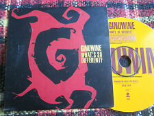 Ginuwine ‎– What's So Different? Epic ‎– XPCD 2324 CD UK CD single