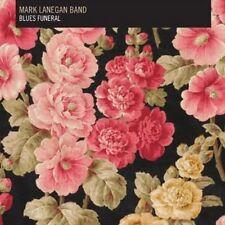 Mark Lanegan Band Blues Funeral 2 X Vinyl LP 2012 & 4ad Label