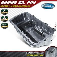 Engine Oil Pan for Citroen C5 TD RC C8 EA EB Peugeot 406 807 2.2 HDI 2004-2011