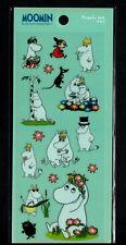 Moomin Stickers Sticker Sheets lot Kawaii  Look Rare Little My Snorkmaiden
