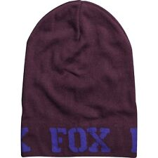 New Fox Racing Shock Slouch Cap Winter Hat Beanie
