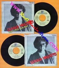 "LP 45 7"" Gerald Masters Poor Little Rich Boy is it me? 1980 Italy No CD MC DVD *"